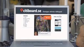 Citiboard.se - Sveriges största nätloppis! Reklamfilm nr. 2 - Discoskjorta