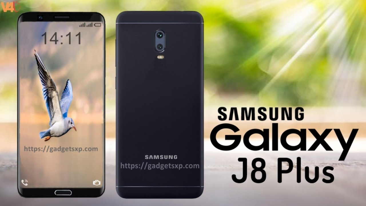 Samsung Galaxy J8 Plus Release Date Price Specifications First