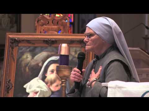 Sr. Maria Hesed, SOLT - Mary and my life in the Trinity