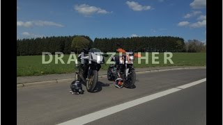 The life of Drahtzieher Cagiva Mito/KTM Duke/Aprilia rs
