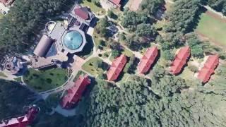 Санаторий Озерный, Беларусь, Гродненская область. Рекламный ролик