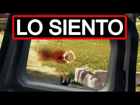 ¡LO SIENTO! - PLAYERUNKNOWN'S BATTLEGROUNDS (PUBG) GAMEPLAY ESPAÑOL | Winghaven
