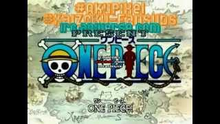 One Piece Opening 1 - We Are! (English Sub - TV Size)