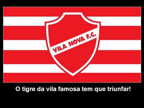 Hino Oficial do Vila Nova Futebol Clube (GO) - Hinos de Futebol - Cifra Club 819d6134b3cb4