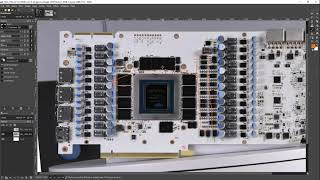 GPU PCB Breakdown: Galax RTX 3090 Hall of Fame