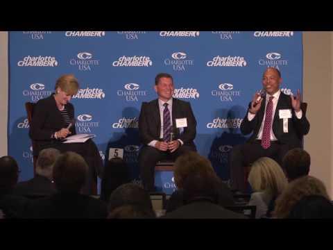 2016 Health Summit Executive Panel – Charlotte Chamber