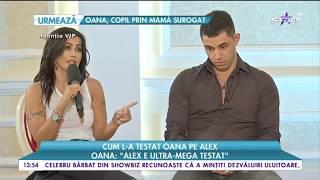 """Oana Zăvoranu şi-a testat soţul cu 3 milioane de euro: """"Un bărbat care nu mă iubea, pleca cu banii"""""""