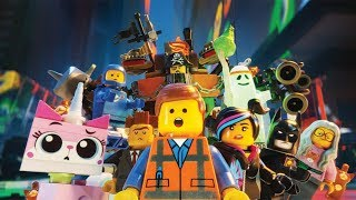 The Lego Movie: Movie Review. (LEGO WEEK).