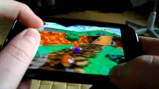 N64oid on Samsung Galaxy S