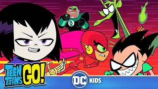 Teen Titans Go! | Awesome Compilation & Teaser | DC Kids