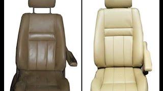 Покраска сидений своими руками(Все для реставрации и покраски кожаных сидений можно купить перейдя по ссылке. http://xn--80acdv5aqhl3a2d2a.com/magazin/folder/podb..., 2016-04-22T20:05:28.000Z)
