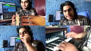 Rhythm Jathi Jam | Sarvesh Karthick | Swaraksharam Studios