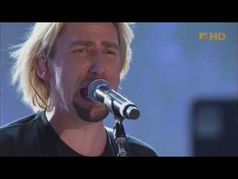 Nickelback - Burn It To The Ground (live at Much Music Video Awards 2009)