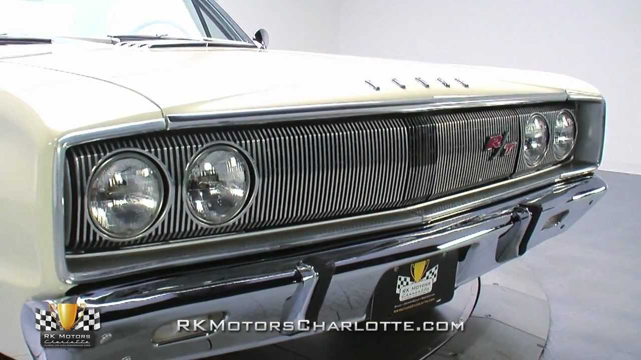 134133 1967 Dodge Coronet R T Youtube