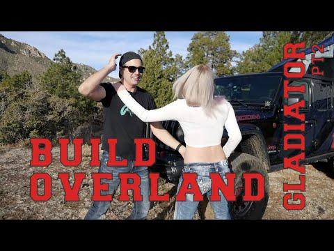 2020 Jeep Gladiator Overland Build  Overview  Current Setup PT2