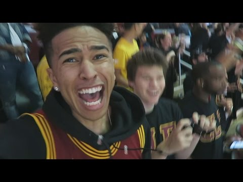 INSANE 2016 NBA FINALS GAME 6 REACTIONS! w/ JessertheLazer & CashNastyGaming