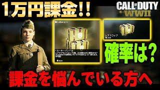 【CoDWW2】1万円課金してレアサプライドロップを引いてみた!!課金を悩んでいる方必見【柊みゅうの実況】 thumbnail