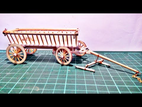 Say Cheese Group Build - Build, Update #10, The Hay Wagon
