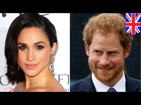 dating prince harry meghan