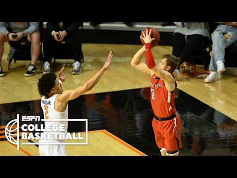 Cade Cunningham & Oklahoma State top Mac McClung & Texas Tech in OT [HIGHLIGHTS] | ESPN