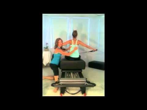 Scoliosis Exercise; with Scolio-Pilates author Karena Thek Lineback