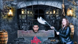 The London Dungeon Vlogs