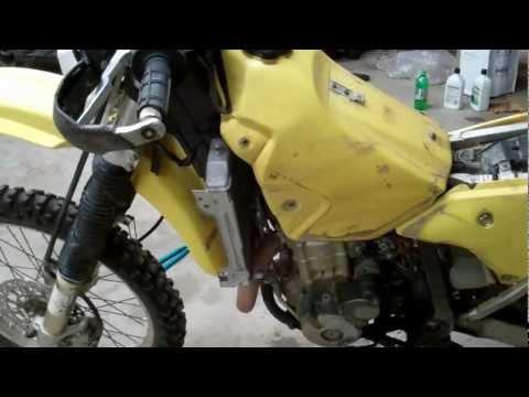 Suzuki DRZ 400 - Carburetor Problem - Won't Start -- Possible Fix
