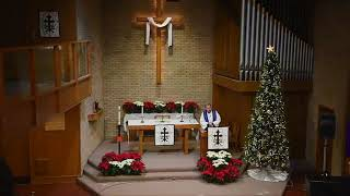 Sunday, December 27, 2020 ~ The First Sunday of Christmas