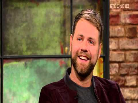 Brian McFadden talks Westlife, Big Brother, and family stuff (late late show)