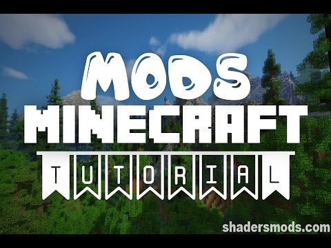 How To Download Minecraft Mods II MacBook Air II Easy Forge And Mod Installation