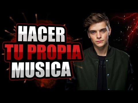 ¡COMO HACER TU PROPIA MUSICA ELECTRONICA!