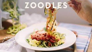 ZOODLES No-Carb Pasta