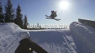 Hafjell Megapark 2015