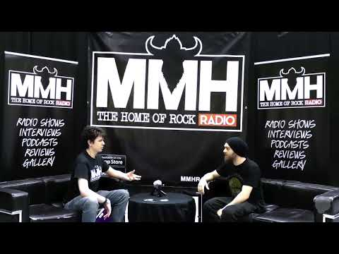 Andrei Zing Of 4th Civilization Is Interviewed By MMH At The Home Of Metal Symposium