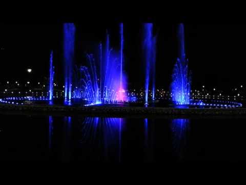 Musical Fountain, Kota Kinabalu, Malaysia