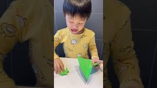 구밍나라 ep.2 로봇 종이접기