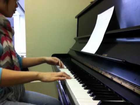 Di Vang Nhat Nhoa. Piano