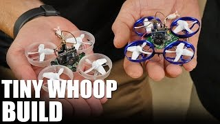tiny whoop build   flite test