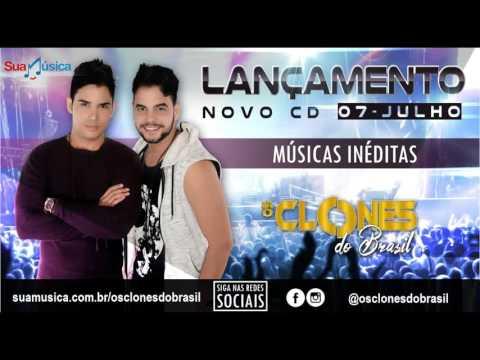 os clones do brasil 2017 cd novo promocional