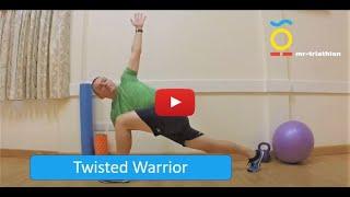 Twisted Warrior