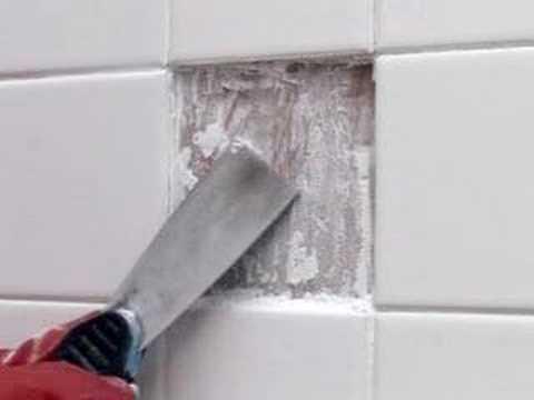collins diy survival demos how to fix a broken tile