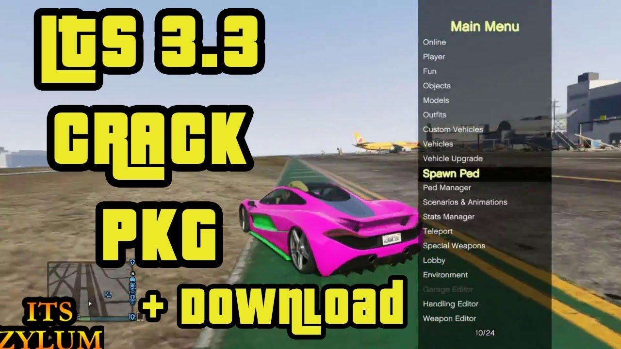 gta 5 ps3 update pkg