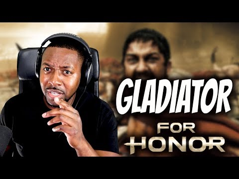 For Honor : Gladiator - New Feint King! [Playing With Smooth Family]