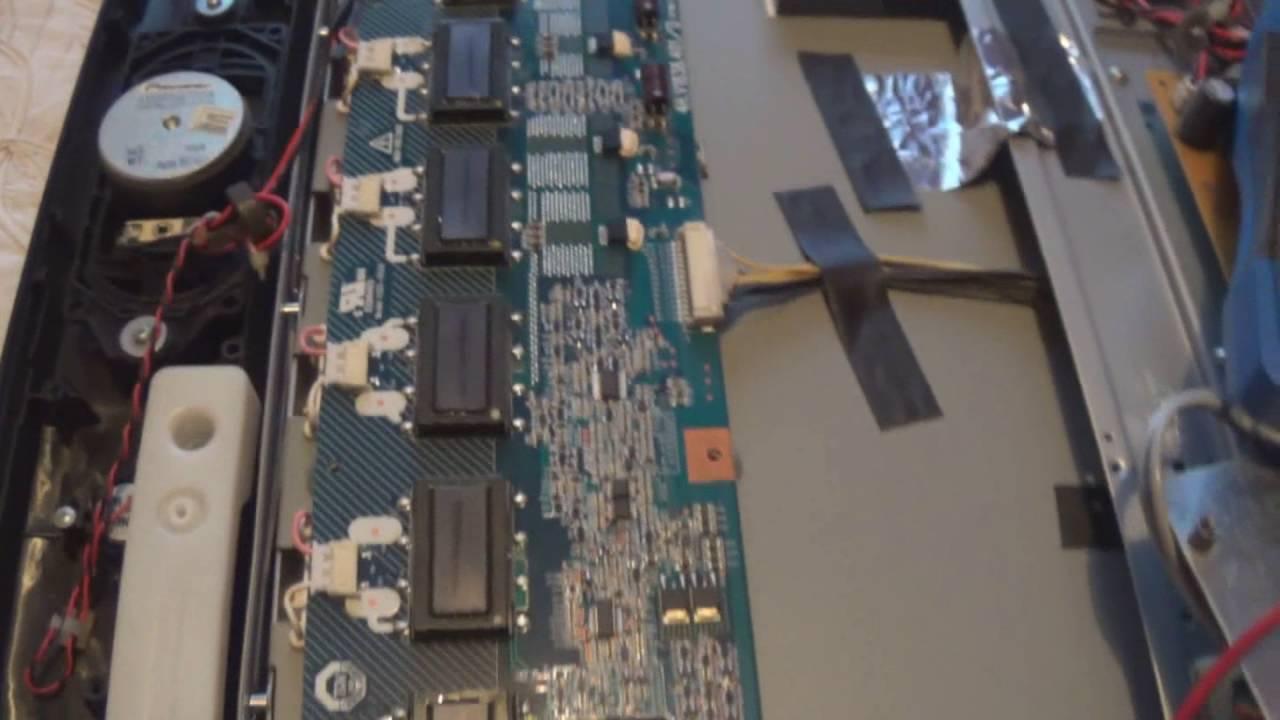 Tv Inverter Blown Fuse Common Repair