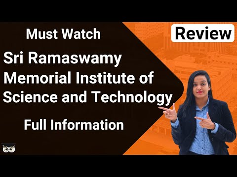 SRM University | Admission | Placement | Fee Structure | Campus | Eligibility | Ranking