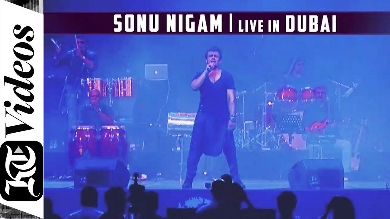 Sonu Nigam Live In Concert - Dubai 2020