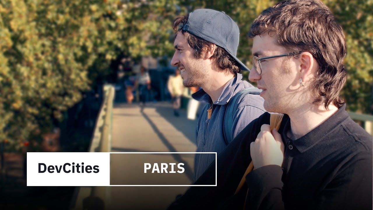A Day with Paris Developers | DevCities Paris