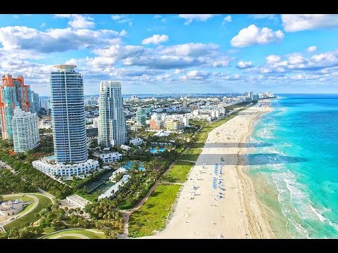 Hurricane Irma - Live from Miami Beach  - Broadcast on 09/09 and 10/09