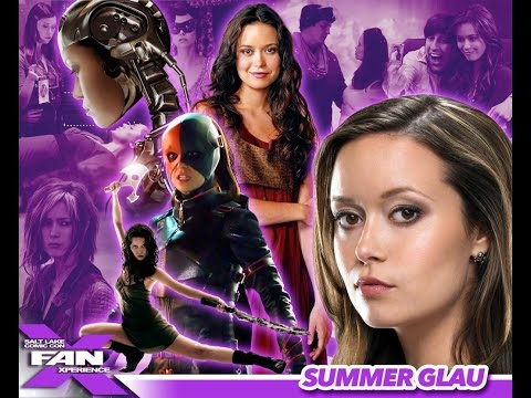 Summer Glau Panel 2016 FanX (Salt Lake Comic Con)