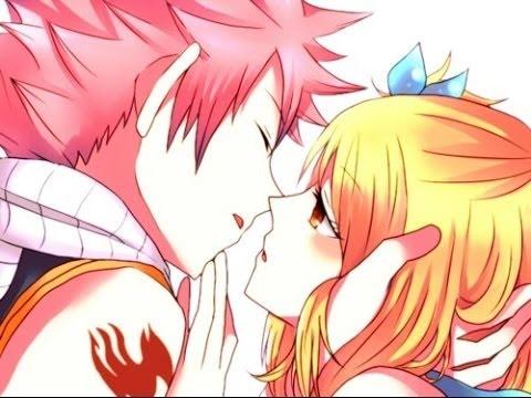 "【Романтичный аниме клип】- Хвост феи : Нацу и Люси ""Девушка ..."